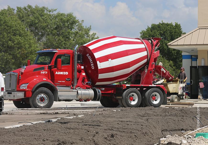 За сохранение качества бетонной смеси ответственность несет поставщик